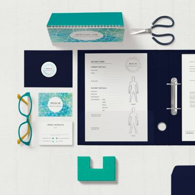 Special Me Pediatrics Services – A Lined Design Creative