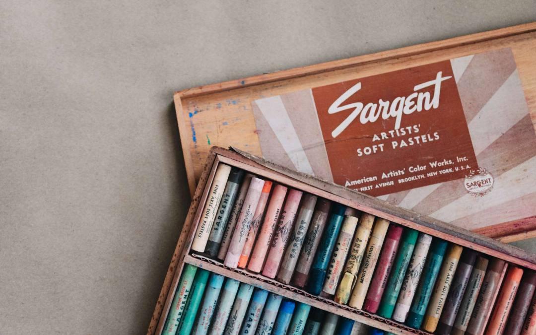 8 easy ways to build a colour palette
